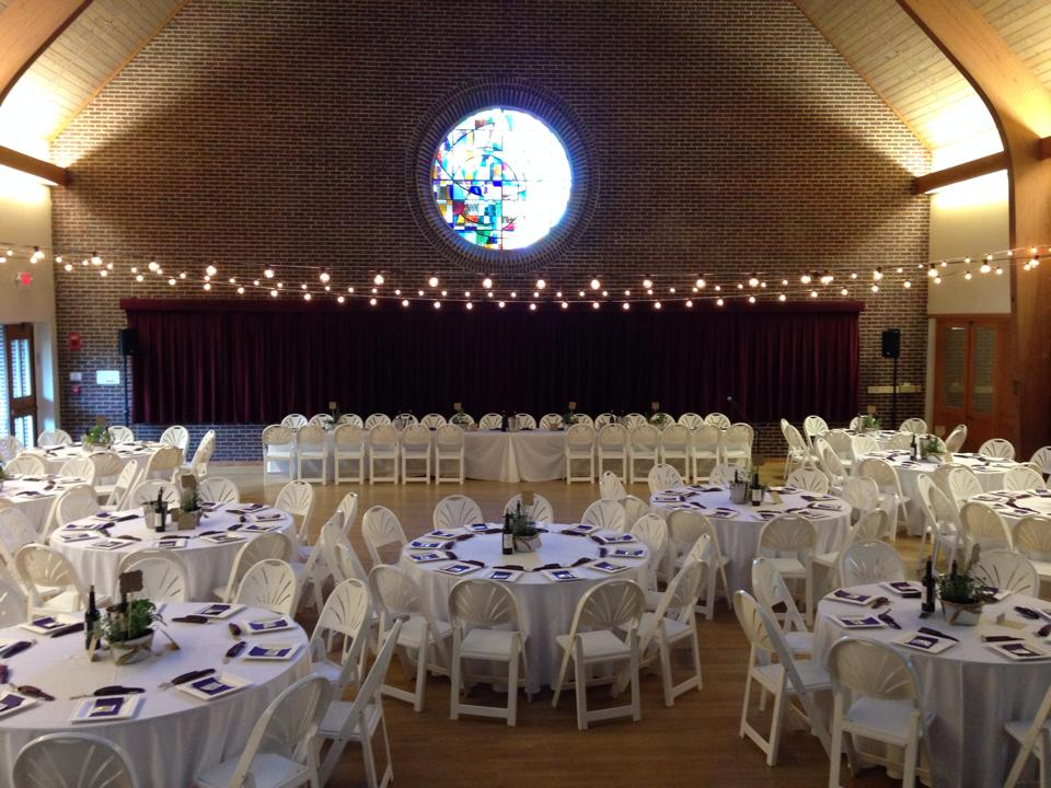 Large wedding space Alexandria VA